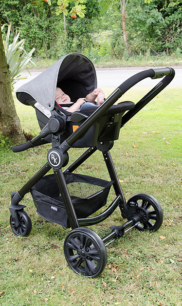 Get out and about with our prams and pushchairs at George.com
