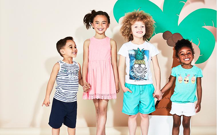Shop a range of summer essentials at George.com