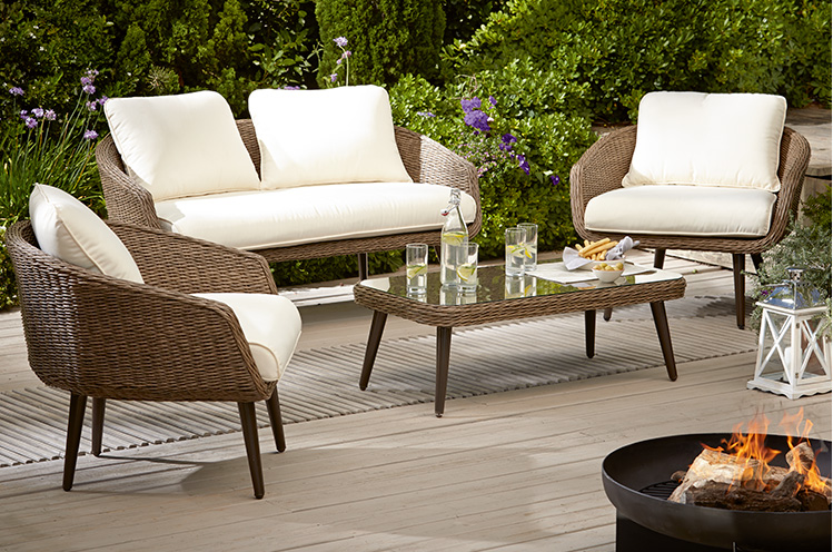 Turn your garden into a beautiful haven this season with our stylish range of outdoor furniture, BBQs and heaters at George.com
