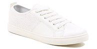 Simple and sweet – Step into comfort with our range of white trainers at George.com