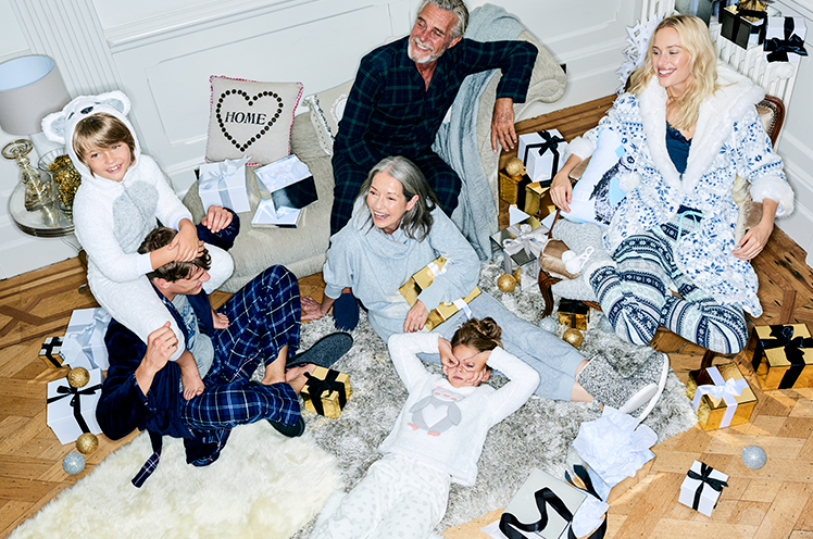Kit the family out with our range of soft nightwear at George.com