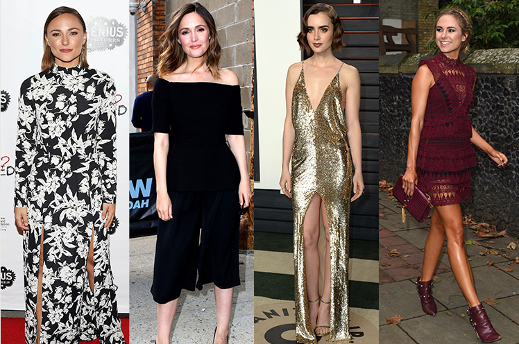 Get glam this season with the hottest dresses at George.com