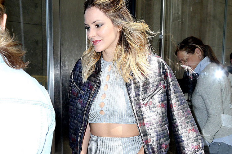 Love her look? These fab new trends are wardrobe ready!