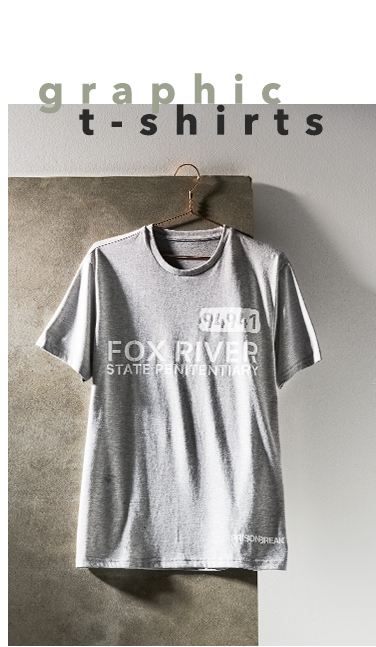 Mix comfort with style and shop our new range of tees at George.com