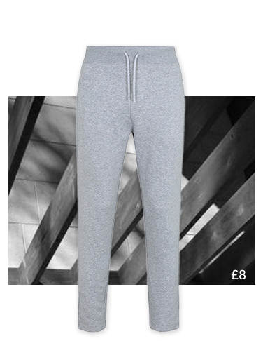 Opt for slouchy comfort with our jogging bottoms range at George.com