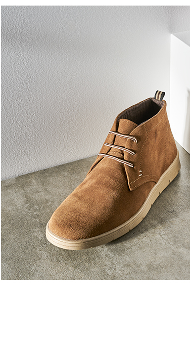 Step up your casual looks with smart footwear at George.com