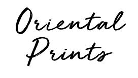 Oriental Prints