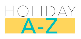 HOLIDAY A TO Z