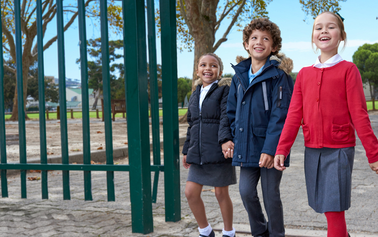 Shop our range of school clothes at George.com