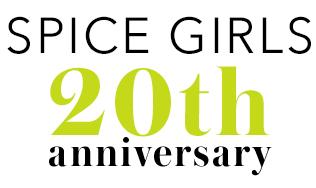 Spice Girls 20th Anniversary
