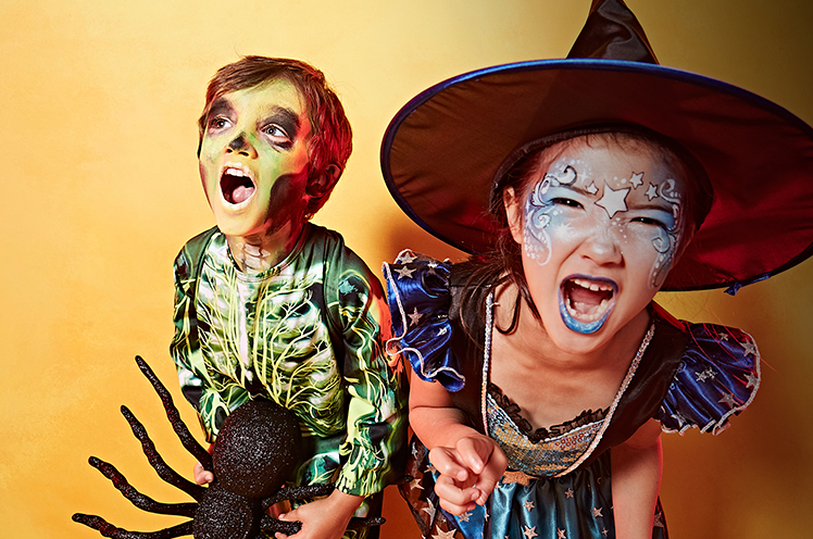 Get ready for Halloween with our fancy dress outfits for all the family at George.com