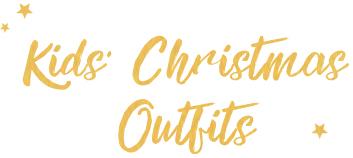 Kids' Christmas Outfits