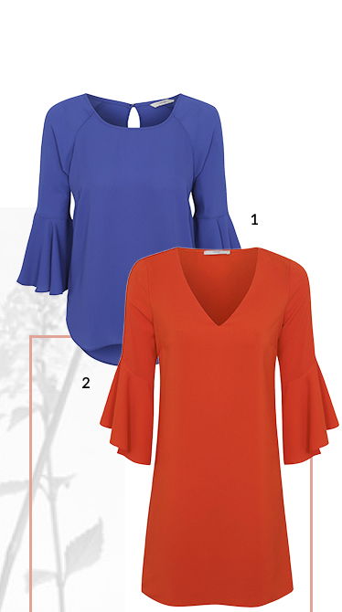 Add flare to your wardrobe this season at George.com