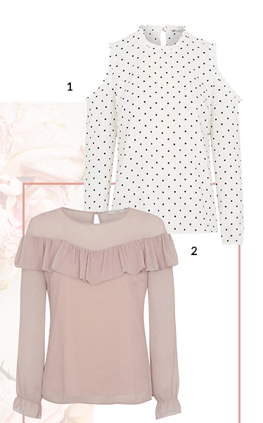 Give your wardrobe a fun and frilly new look at George.com