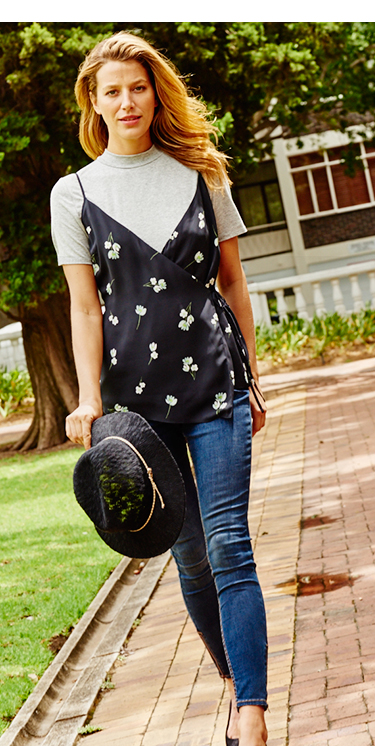 Get your print on with our selection of floral clothing at George.com
