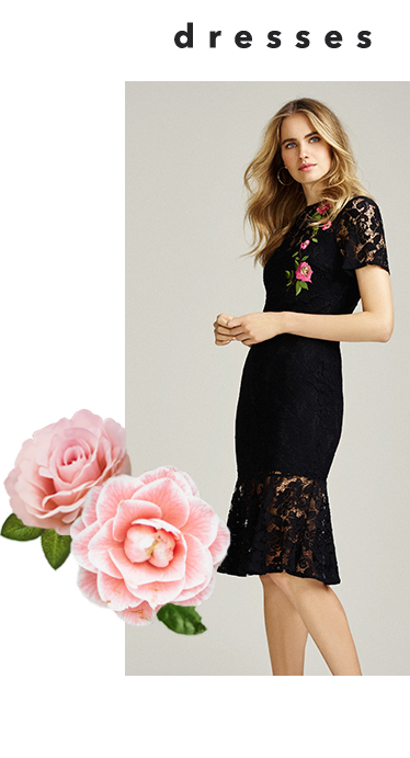 Browse lace dresses at George.com