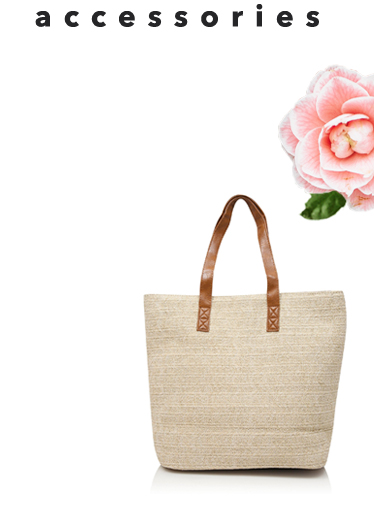 Complete your look with chic tote bags, sandals and fedora hats at George.com