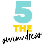 5 the swim dress