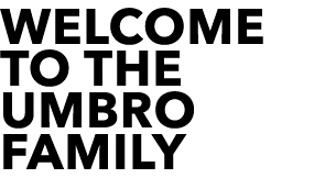 Welcome To The Umbro Family