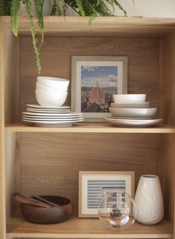 3. George spring home double shelf