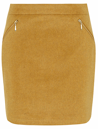 Bring back 70s style with our suede and corduroy skirts at George.com