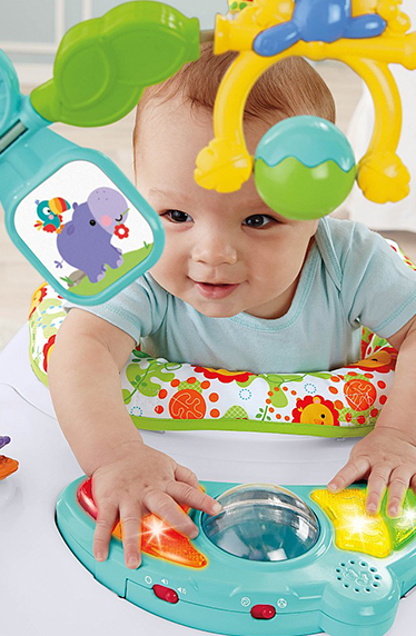 Let playtime begin with our baby toys and games at George.com