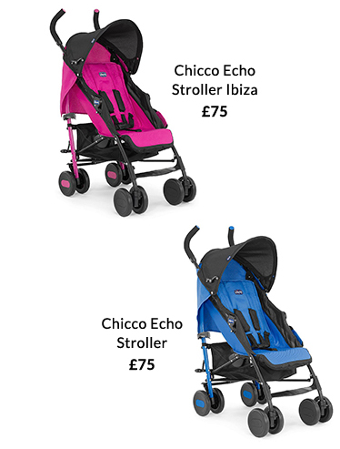 Enjoy safe travels with our strollers and pushchairs at George.com