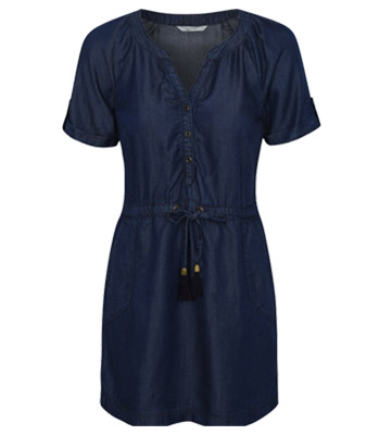Shop Denim Dresses at George.com