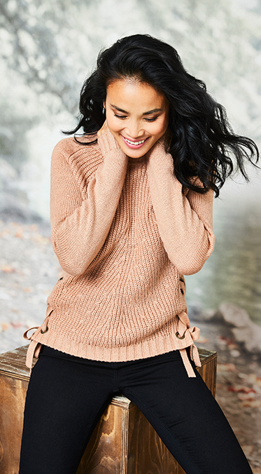 Find knits and jumpers for that chic, new season look at George.com