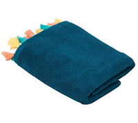 Finish off the look of your bathroom with some soft furnishings at George.com