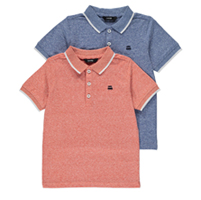 Look smart with our polo shirt range at George.com