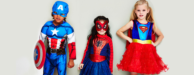 Bring their imaginations to life with our wide selection of fancy dress outfits at George.com