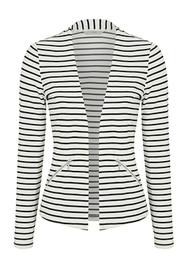 Shop Stripe Blazer at George.com