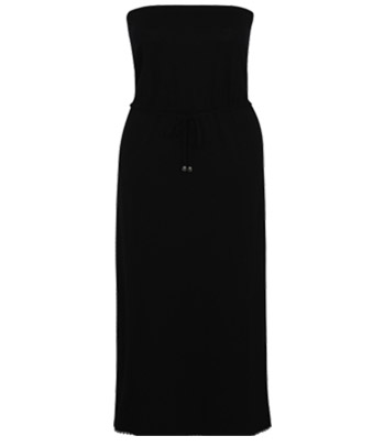 Shop Bandeau Maxi Dress at George.com
