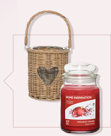 Show off your soppy side with a fragrant and beautiful candle set at George.com