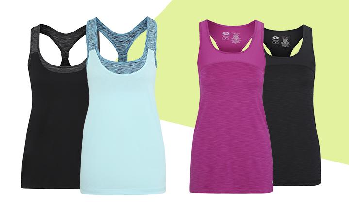 Find our range of sports vests at George.com