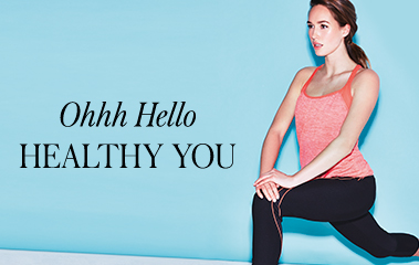 Discover our healthy lifestyle tips
