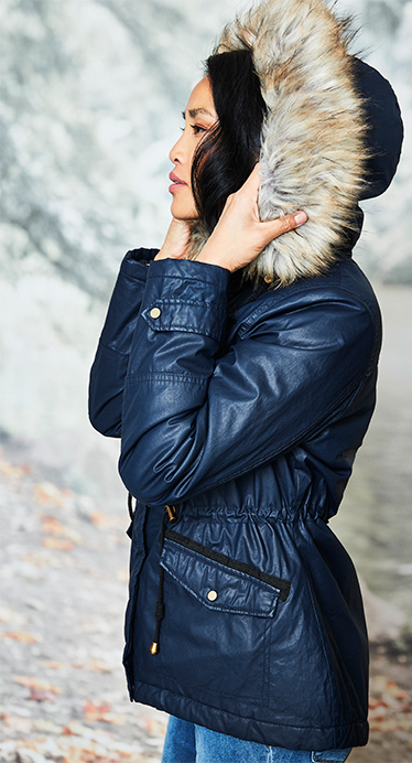 We love this new parka collection, find out why at George.com