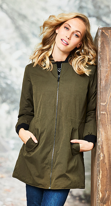 Choose a lightweight bomber to hone in on fabulous autumn styling at George.com