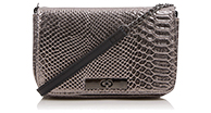 Update your bag collection with our metallic snake print cross body bag at George.com