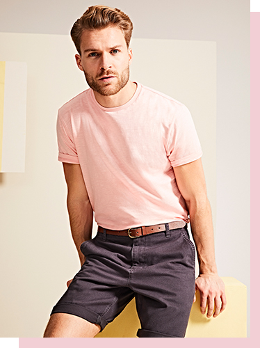 Explore our range of tops and shorts for men at George.com