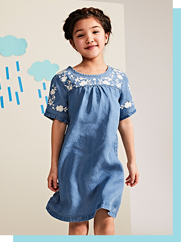 Explore our gorgeous selection of denim dresses at George.com