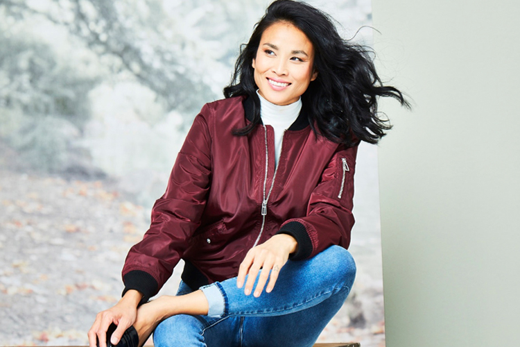Learn how to style the bomber jacket at George.com