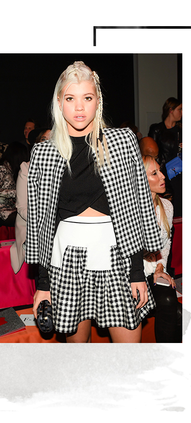 Keep it retro this season with our monochrome check bomber jacket at George.com