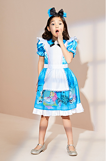 Get the Alice in Wonderland look at George.com