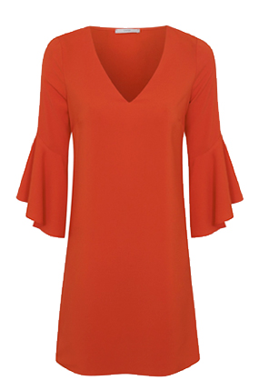Shop orange tops, dresses and trousers at George.com