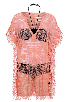 Shop crochet kaftans and vests at George.com
