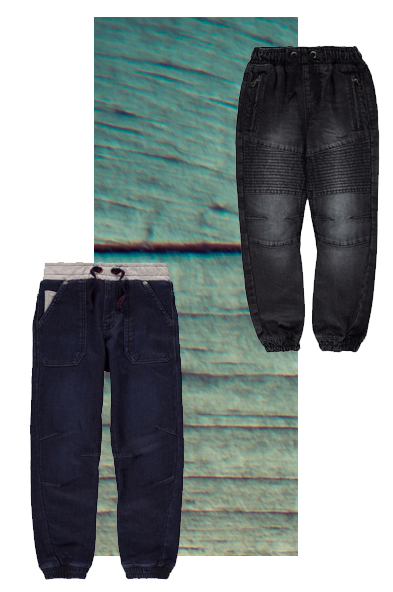 Comfy and stylish, our jogger jeans will become their go-to at George.com