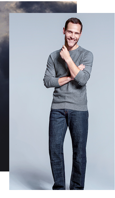 A staple for your wardrobe - straight jeans are a must-have this season at George.com