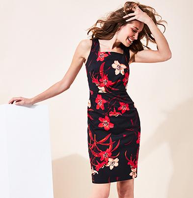 Shop pattern formal dresses at George.com
